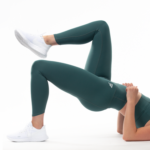 Vibe Leggings | Forest Green