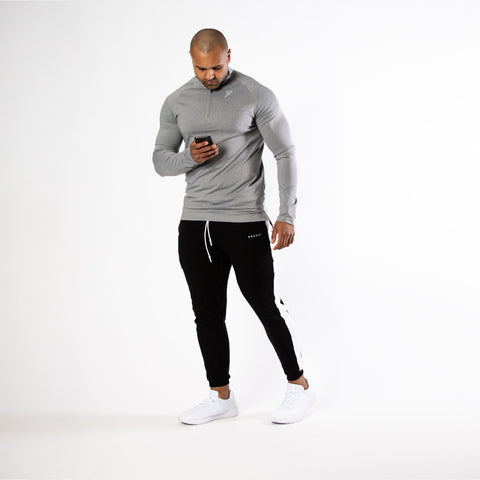 Performance 1/4 Zip | Grey