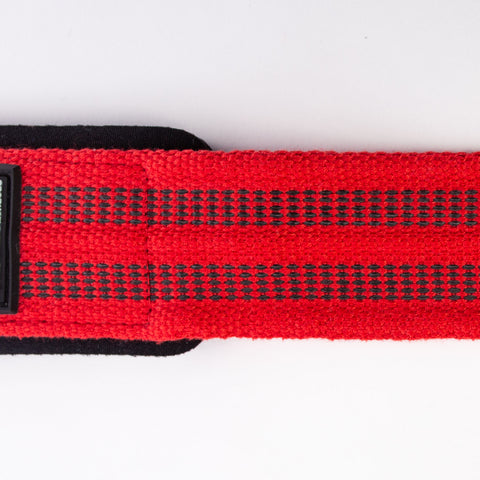 LIFTING STRAPS | RED