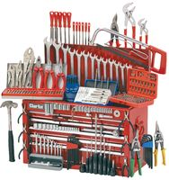 Clarke CHT634 Mechanics Tool Kit 321pcs - Zimtechtools