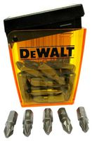 DeWalt Pozi Screwdriver Bit Box PZ2 x 25mm, 25 Pack -  DT7908 - Zimtechtools