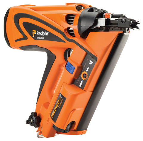 Paslode IM65A Li-ion Cordless Gas Second Fix Framing Nailer - Zimtechtools