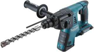 Makita Twin 18V / 36V Li-Ion SDS-Plus Cordless Rotary Hammer Drill - Bare Unit -  DHR263ZJ - Zimtechtools