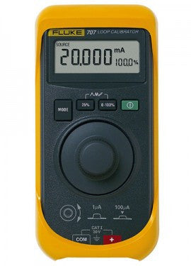 FLUKE 707 Current Loop Calibrator 24mA - Zimtechtools