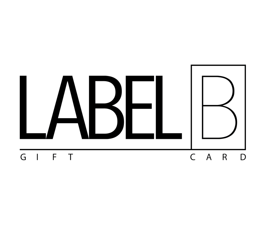 Gift Card - Label B