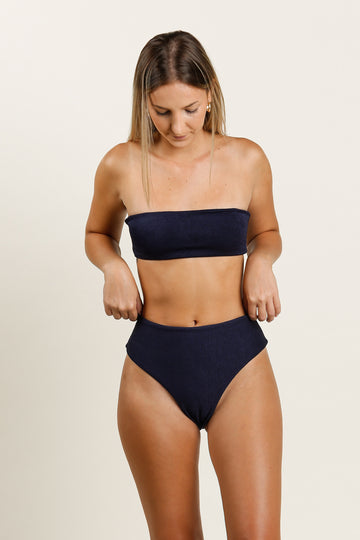 Saylor Bottom Deep Navy - Label B