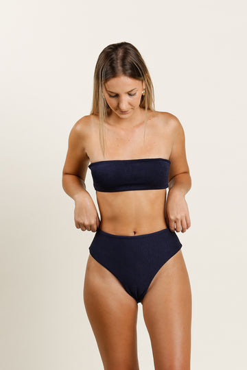 Brynn Top Deep Navy - Label B