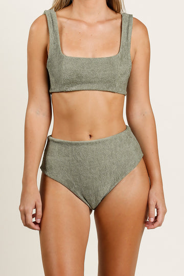 Harlow Bottom Dusty Green - Label B