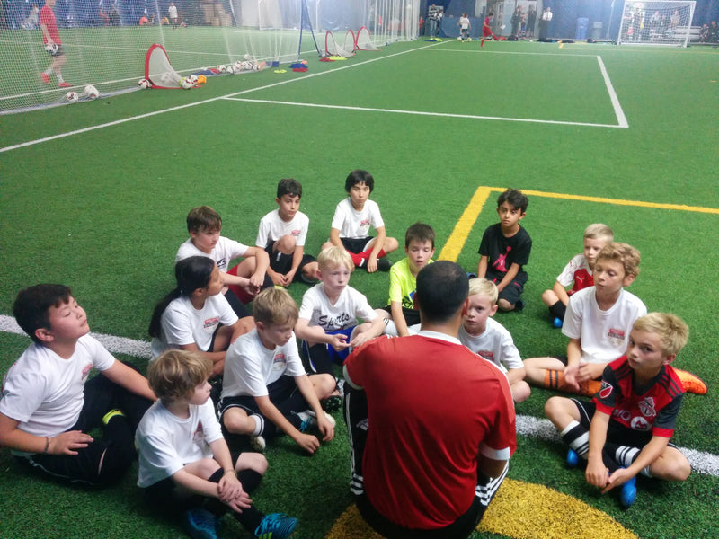 Soccer Camps - Kitchener, Waterloo, Cambridge - FFTW Development