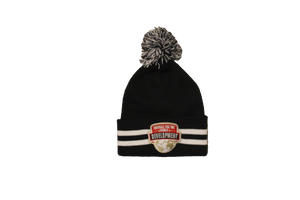 Double Header Beanie