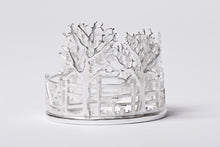 Countryside Scene Napkin Ring