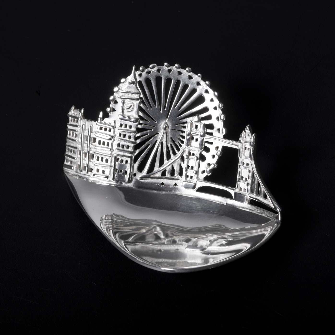 London Skyline Caddy Spoon