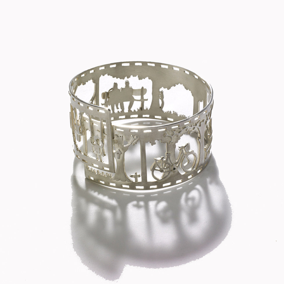 Sunday Afternoon Filmstrip Bangle