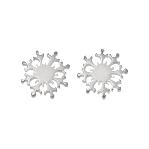 Snowflake Stud earring No. 4 (2019 Edition)