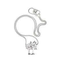 Tree Pendant with flying birds