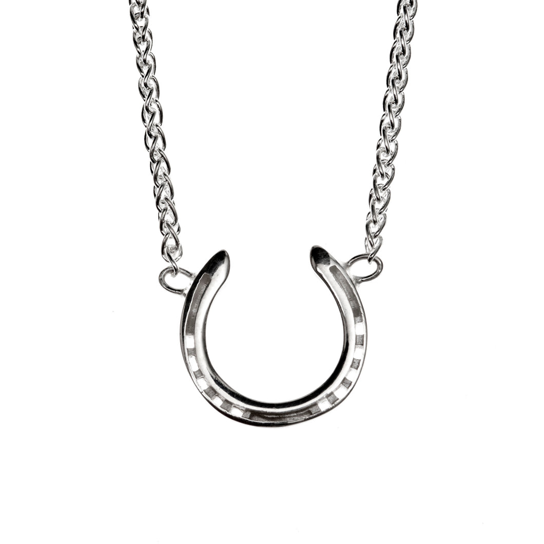 Front Horse Shoe Necklace