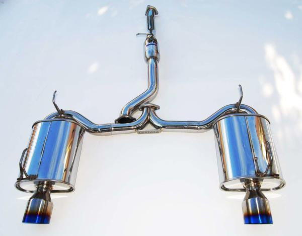 Invidia 00+ S2000 Q300 Dual Titanium Tip Cat-back Exhaust