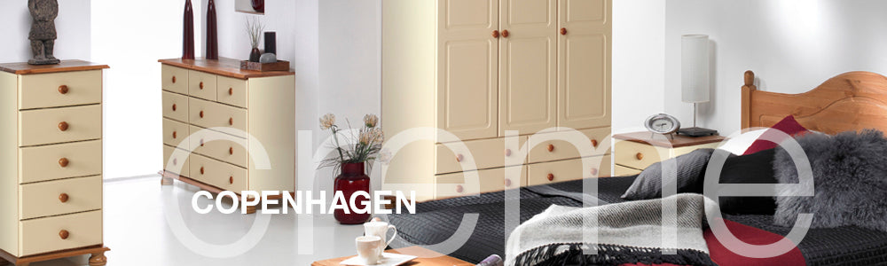 Copenhagen Cream and Pine Collection