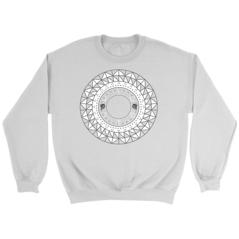 JIU JITSU FLOW CREWNECK BJJ Grappling Sweatshirt