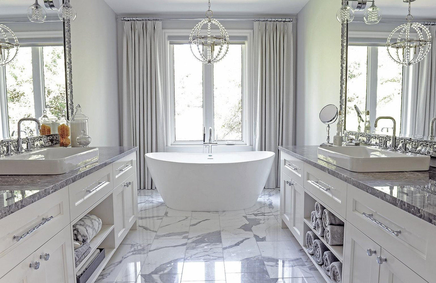 Get Inspired with Different Bathroom Themes