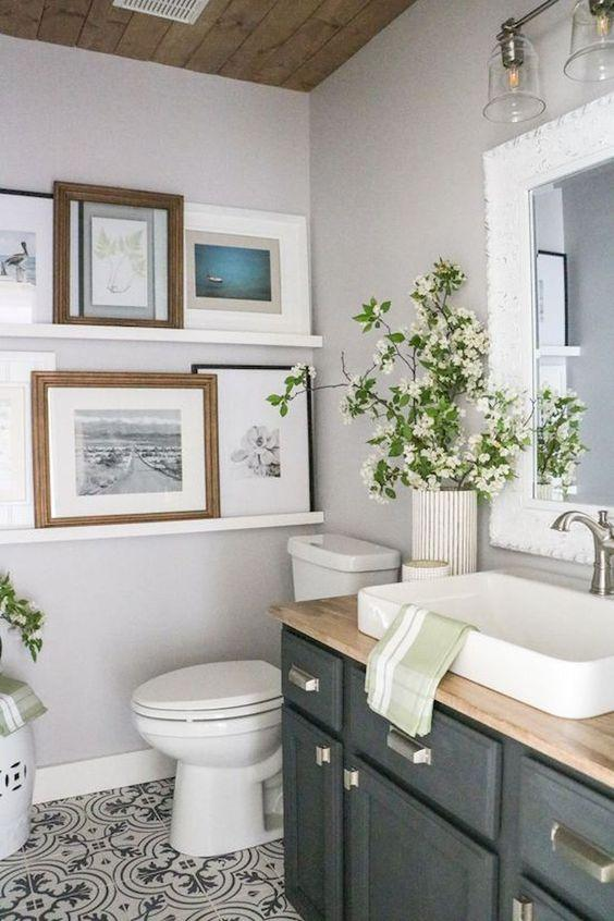 5 Ways to Make your Bathroom Pinterest Worthy