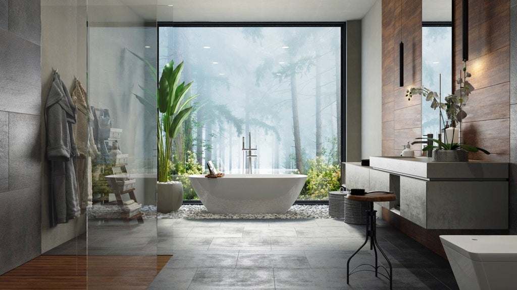 Tips of Creating a Posh Bathroom - 10  Easy Tips