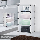 Shoe Rack - Do It Yourself -6 Cubes