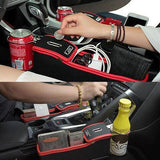 Car Side Seat Pocket Storage