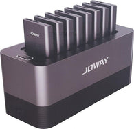 Joway powerbank charging station for family , business and restaurant