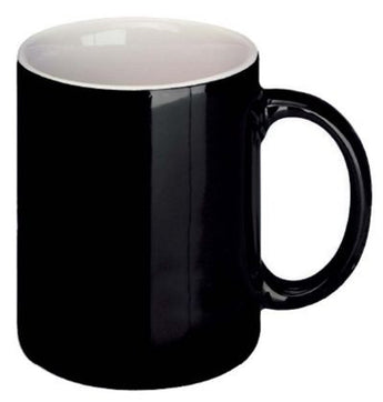 Magic Mug color changing black-M01