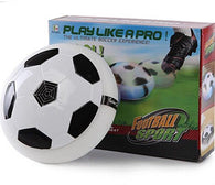 Hover Indoor Football- Hovering Gliding Toy Black