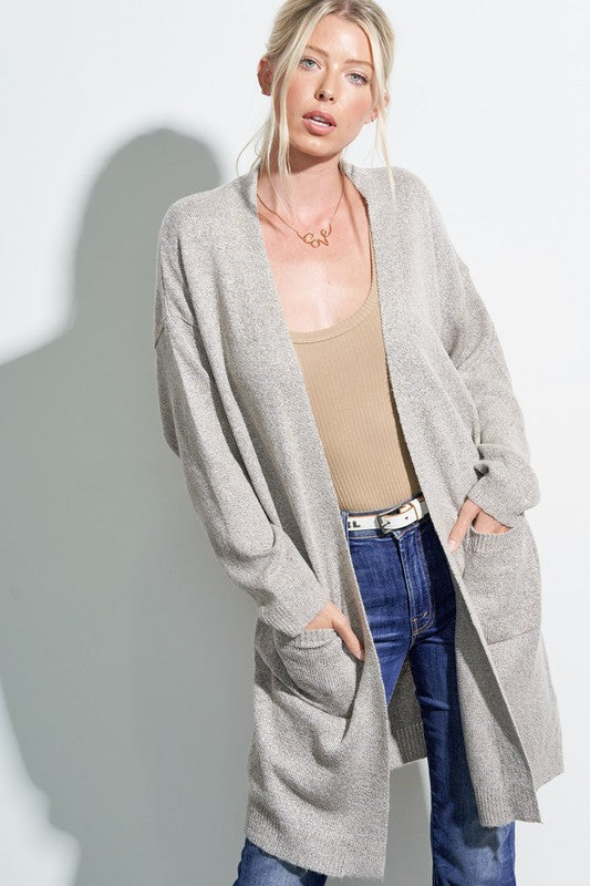 Neutral Way Cardigan