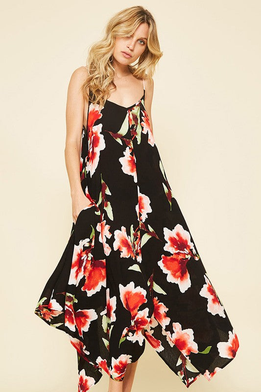 Stella Maxi in Black