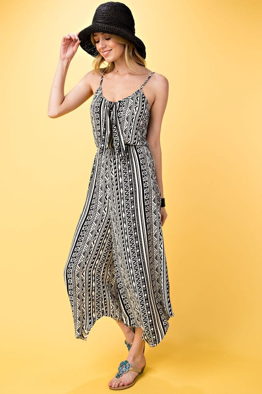 Eden Jumpsuit- Black