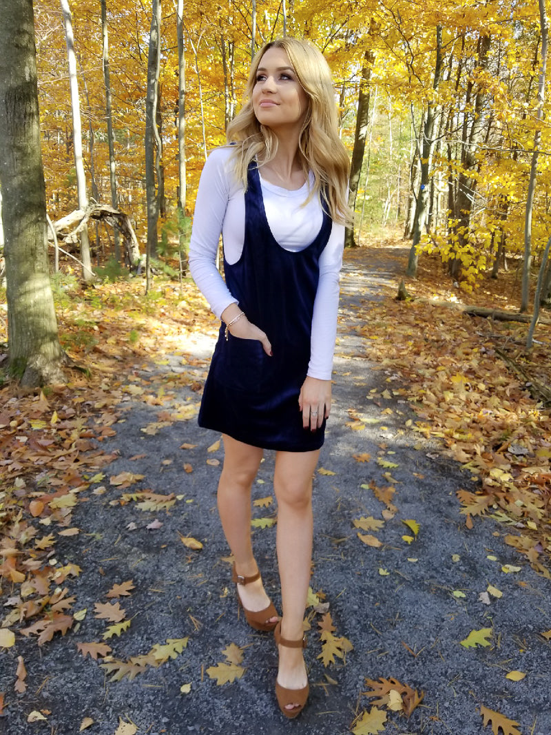 The Avenue Corduroy Dress