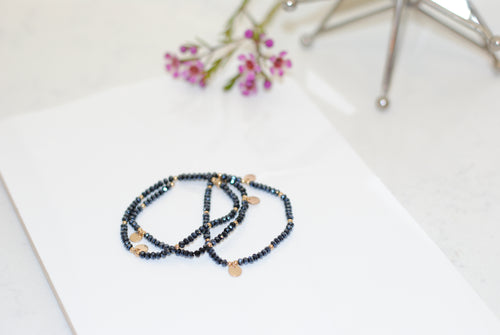 LuLu Disc Bracelet- 2 colors