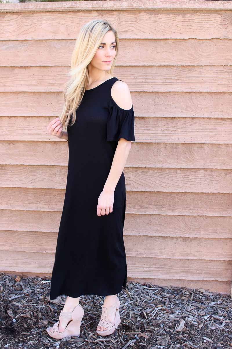 Forever and Always Maxi Dress
