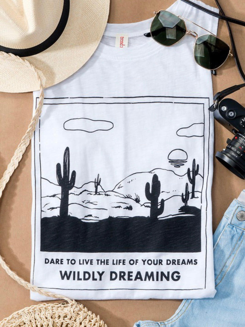 Wildly Dreaming Tee