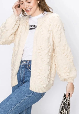 Maddie Crop Sweater