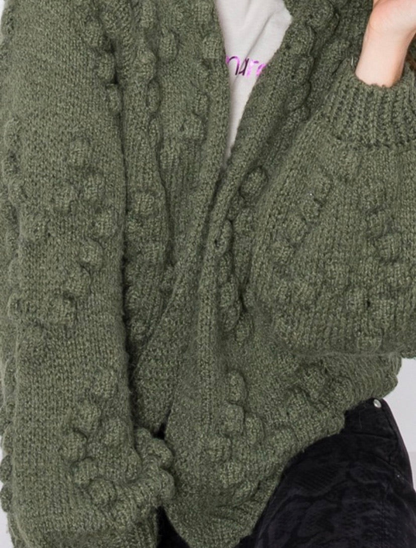 Love in Knit Cardigan