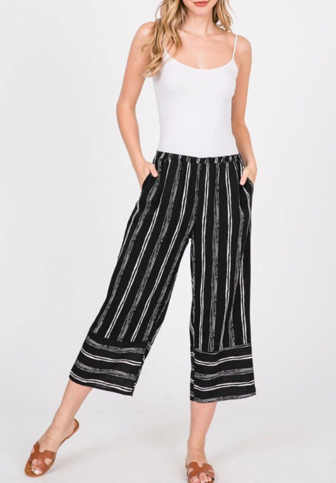 Dana Crop Pants