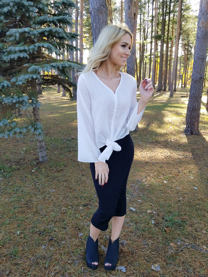 Nora Bell Sleeve Top