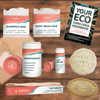 One Everything Bundle: $46 Each, Save $24! Easy Switch To Toxin Free & Plastic Free