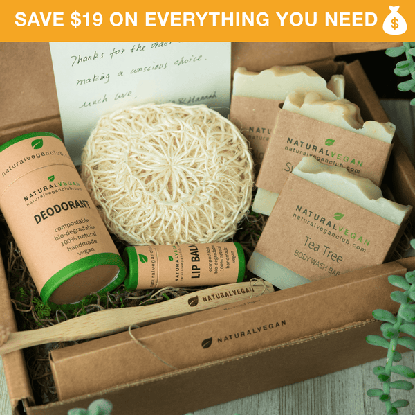 One Hero Bundle: $42 Each, $30 In Savings! Easy Switch To Toxin Free & Plastic Free