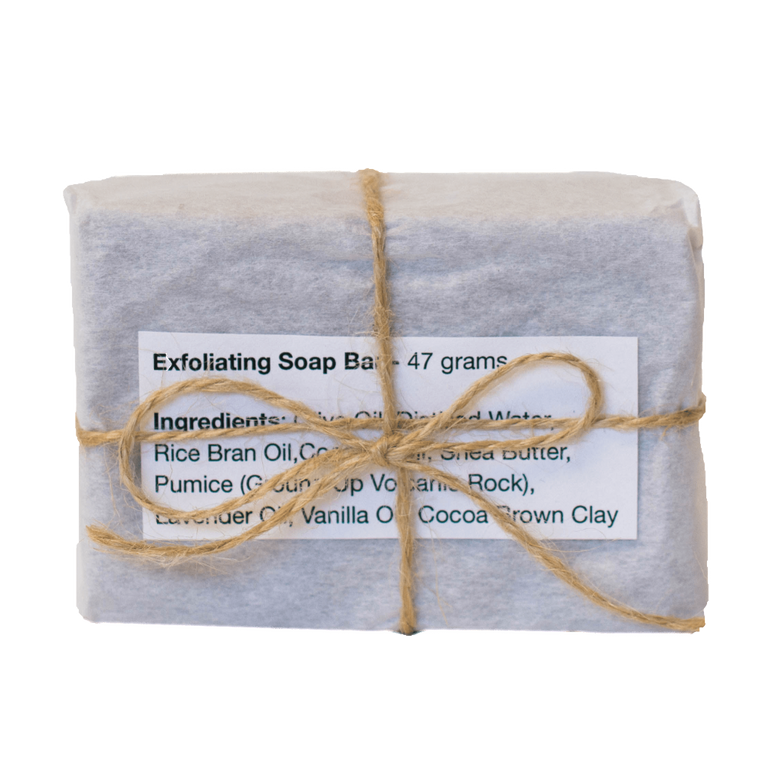 Exfoliating Bars (4-6 month supply)