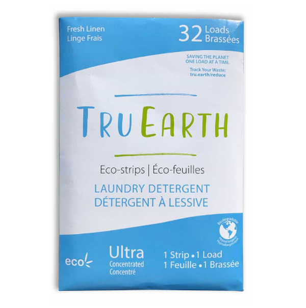 Eco Laundry Strips - 3 Pack (96 Loads!)
