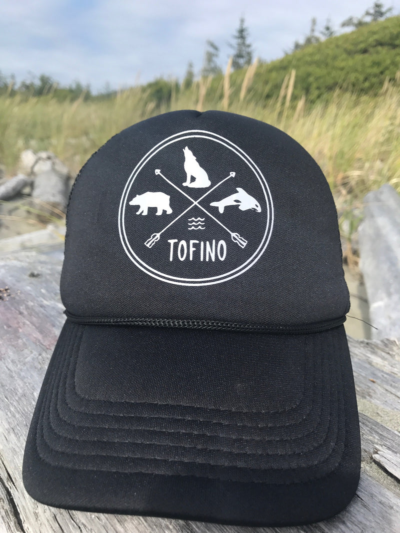 TOFINO CIRCLE TRUCKER HAT