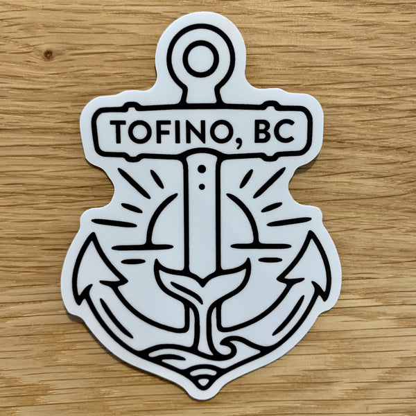 SALT TOFINO STICKERS