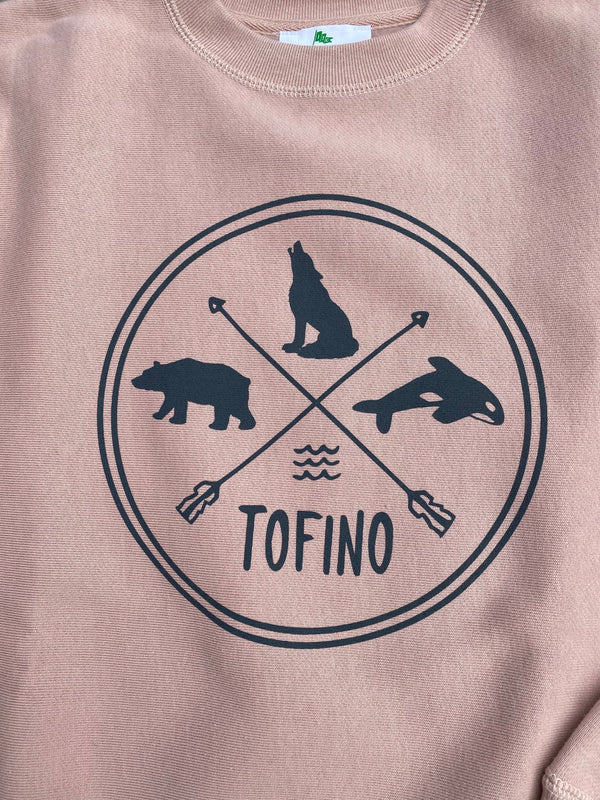 TOFINO CIRCLE HEAVYWEIGHT SWEATSHIRT