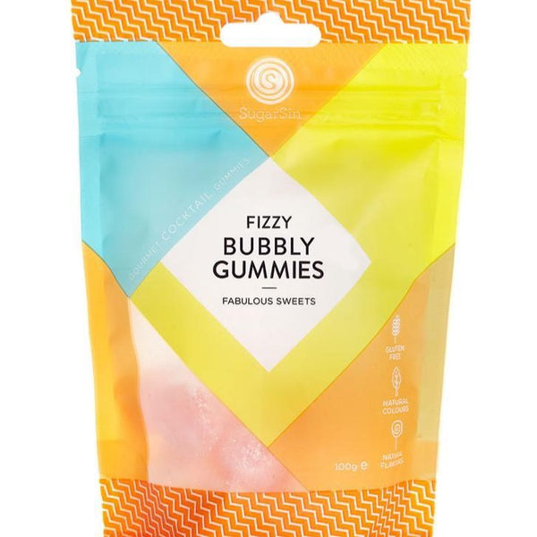 FIZZY BUBBLY GUMMIES